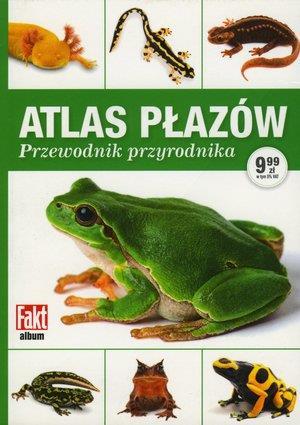 Atlas płazów. Przewodnik przyrodnika-54793