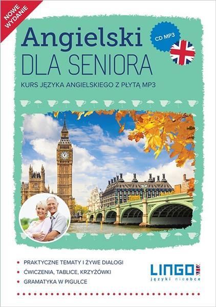 Angielski dla seniora. Nowe wydanie.-31681