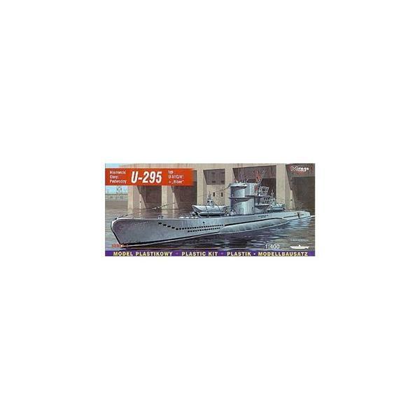 Okręt Podwodny U-295 Niemiecki