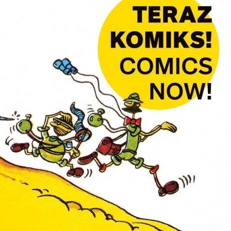 Teraz komiks! w. pol-ang
