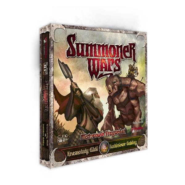 Summoner Wars Krasn. Gildii & Jask. Gobliny CUBE