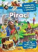 Piraci. Książeczka z naklejkami  OUTLET