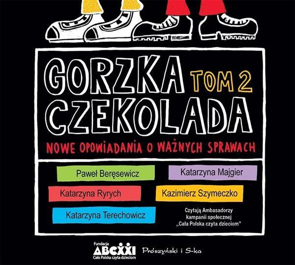 Gorzka czekolada T.2 audiobook