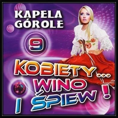 Kobiety... wino i śpiew! vol.9 CD