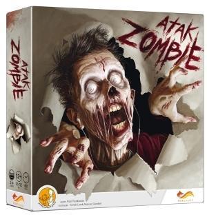 Gra - Atak zombie