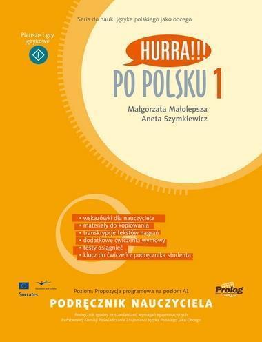 Po Polsku 1 - podręcznik nauczyciela