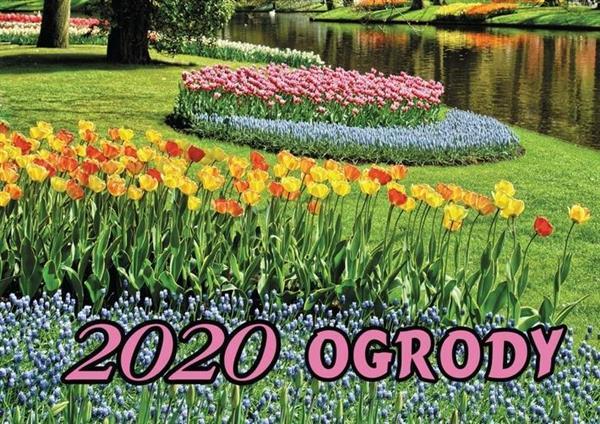 Kalendarz 2020 Rodzinny - Ogrody BESKIDY