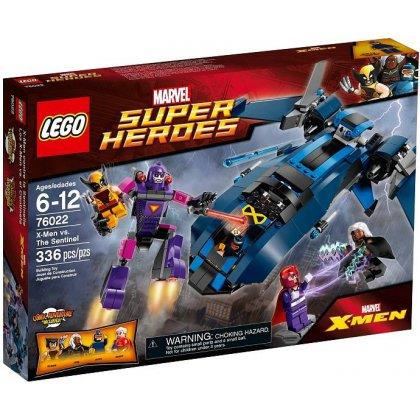LEGO SUPER HEROS 76022 X-Men kontra Sentimel
