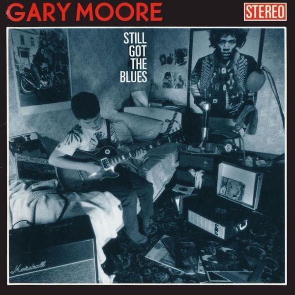 PŁYTA WINYLOWA GARY MOORE STILL GOT THE BLUES LP