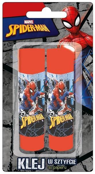 Klej w sztyfcie 9g Spiderman bls 2szt