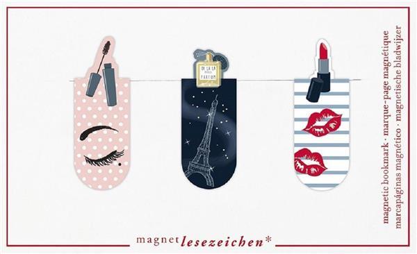 Zakładki magnetyczne - Beauty