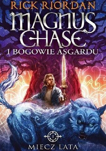 MIECZ LATA MAGNUS CHASE I BOGOWIE ASG.. T1 outlet