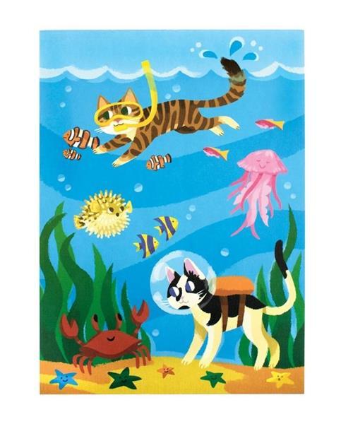 Blok rysunkowy Zwierzęce przygody 32 kartki (2szt)