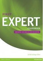 First Expert Coursebook + CD LONGMAN