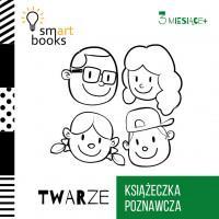 Twarze - Książeczka Poznawcza 3m+ outlet