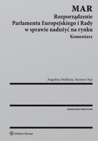 MAR. Rozporządzenie Parlamentu Europejskiego..