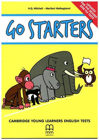 Go Starters SB + CD w.2018 MM PUBLICATIONS