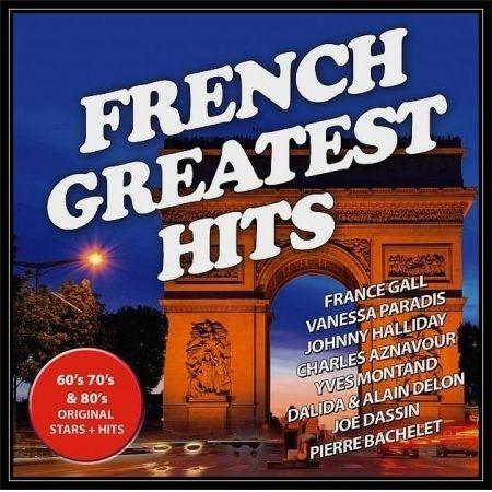 French Greatest Hits CD