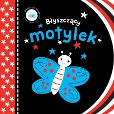 Błyszczące książeczki. Błyszczący motylek