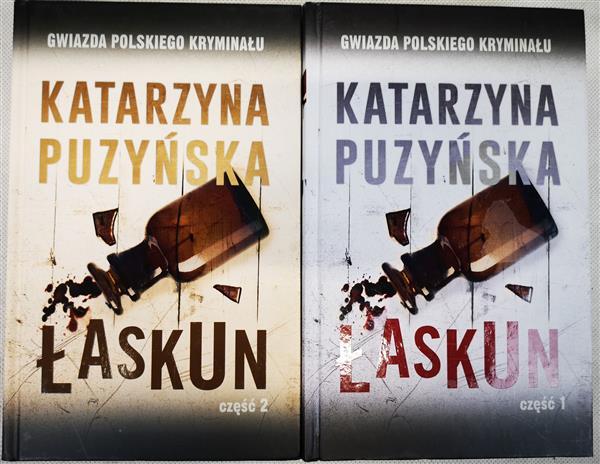 PAKIET ŁASKUN cz.I i II