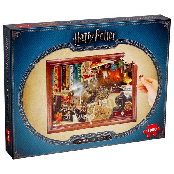 Puzzle Harry Potter Collectors 1000 el