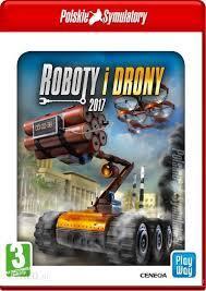 POLSKIE SYMULATORY: ROBOTY I DRONY 2017 PL PC