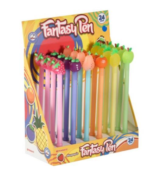 Długopis fantazyjny Fruits (24szt) PENMATE