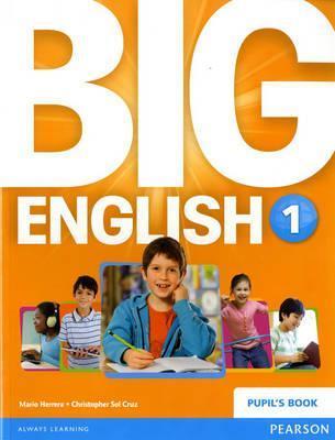 Big English 1 PB PEARSON