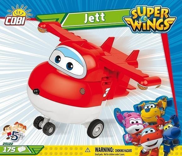 Dżetek Super Wings