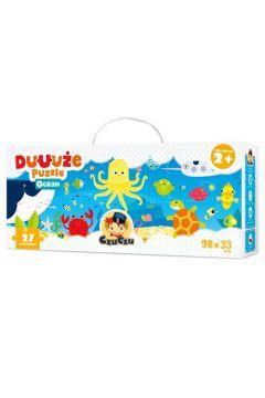 CzuCzu Duuuże puzzle Ocean