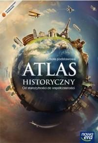 Atlas  historyczny. Szkoła podstawowa KL 4-6. Od s