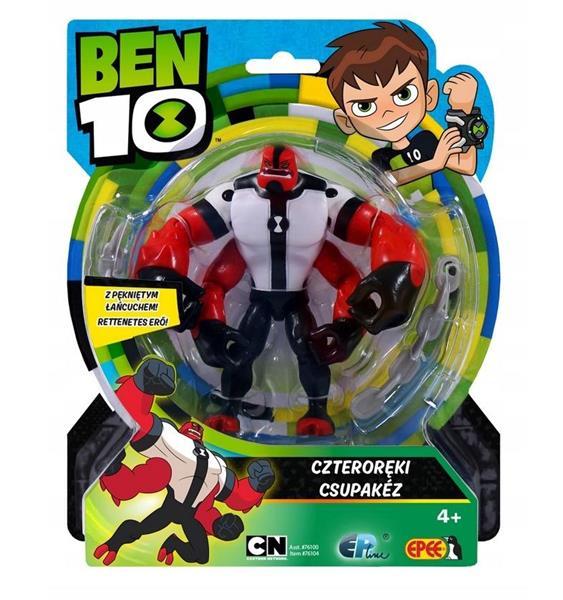 Ben 10 - figurka Czteroręki