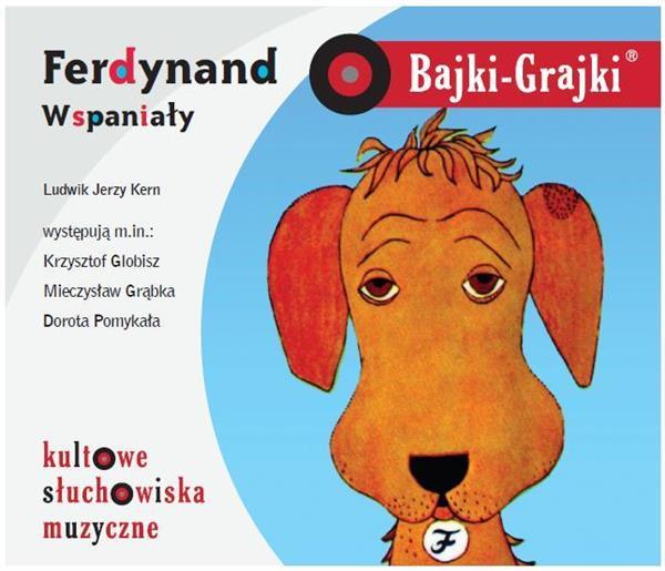 Bajki - Grajki. Ferdynand Wspaniały 2CD