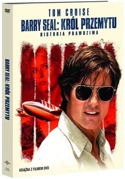 Barry Seal: król przemytu, DVD