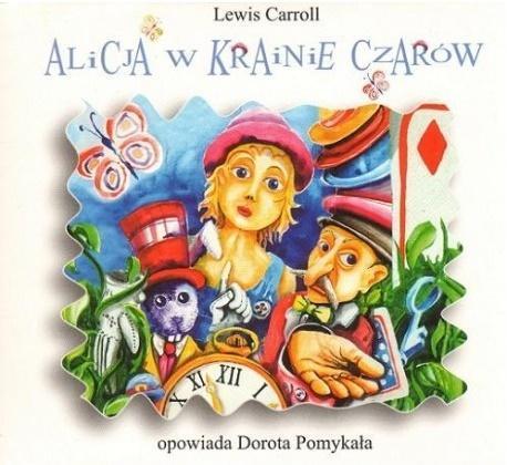 Alicja w Krainie Czarów audiobook