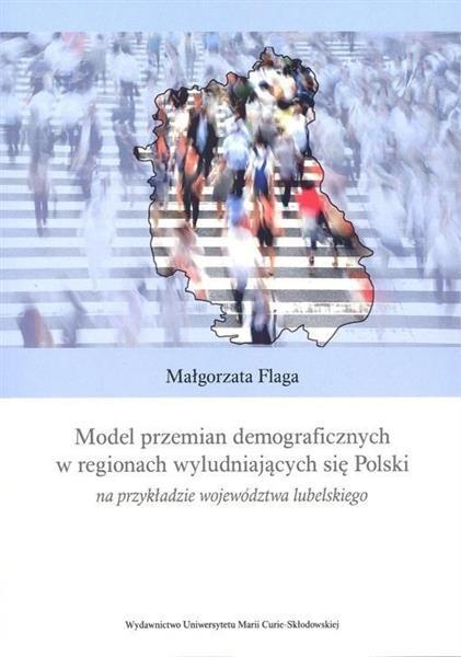 Model przemian demograficznych w regionach...
