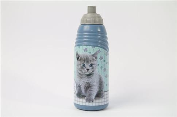 Bidon plastikowy The Sweet Pets - Kot
