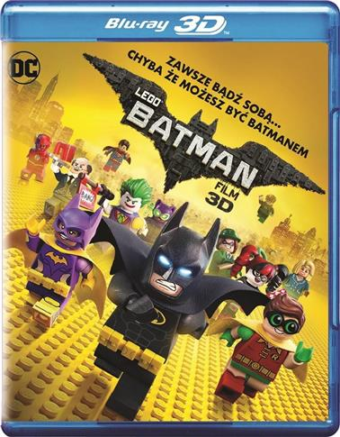 Lego Batman. Film (2 Blu-ray) 3D