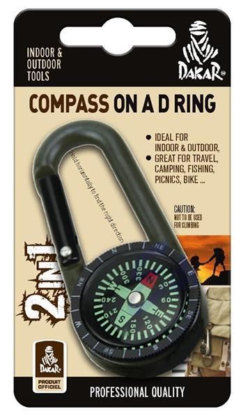 Brelok do kluczy Kompas Dakar