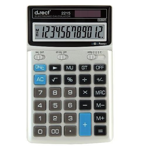 Kalkulator 2215 D.RECT