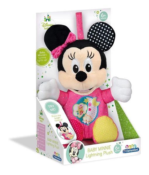 Baby Minnie - Świecący pluszak