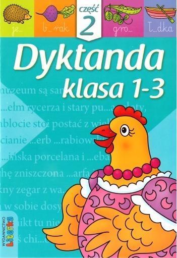 Dyktanda kl.1-3 cz.2