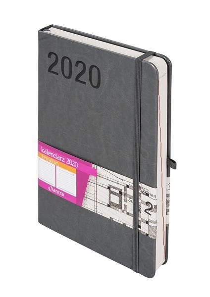 Kalendarz 2020 Formalizm A5 Szary DNS ANTRA
