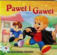 Paweł i Gaweł bajka kartonowa OUTLET