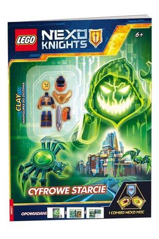 LEGO NEXO KNIGHTS. CYFROWE STARCIE OUTLET