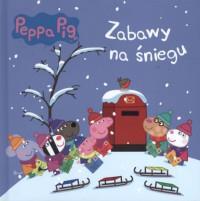 Peppa Pig nr 2 Zabawy na śniegu