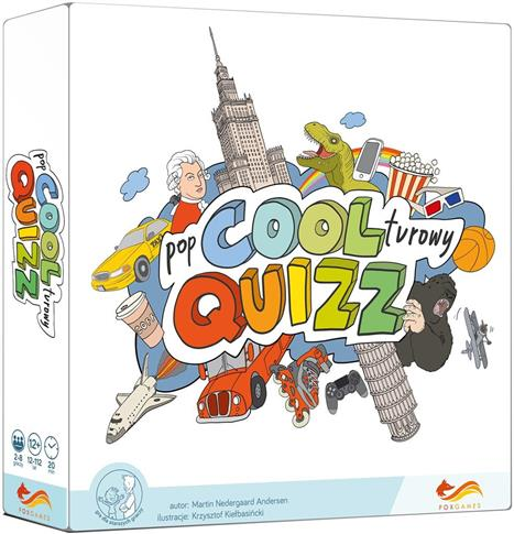 popCOOLturowy QUIZZ (Cool Quizz) OUTLET