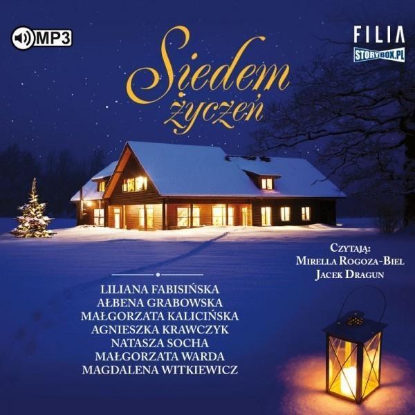 Siedem życzeń audiobook