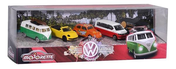 Majorette Volkswagen 5-pak