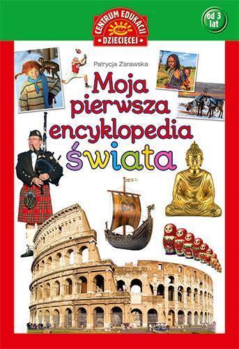 Moja pierwsza encyklopedia świata outlet